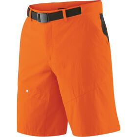 Gonso Arico Korte Broek Heren, mandarin red